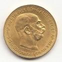 Goldmünze 20 Ö Kronen