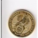 Goldmünze 1/4 Unze 25 GBP Britannia