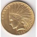 10 Dollar Indian Head