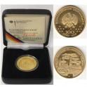 100 Euro Gold Weimar mit Box und Zertifikat