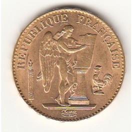 20 Francs Republicue Francaise