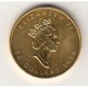 1 OZ 50 CAD Maple Leaf