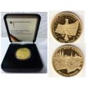 100 Euro Gold Bamberg mit Box und Zertifikat