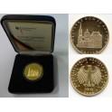 100 Euro Gold Welterbe Wartburg