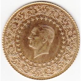 250 Kurush Türkei Goldmünze Atatürk