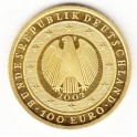 100 Euro Gold versch. jahrgänge
