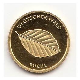 20 Euro Deutscher Wald Buche