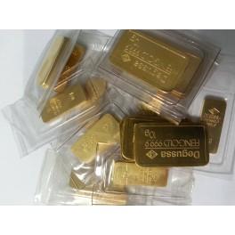 10 gramm Goldbarren  2.ter Hand PIM im Blister und andere