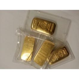 100 gramm Goldbarren  2.ter Hand Credit Swiss ,Degussa , Heraeus