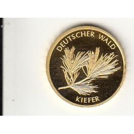 20 Euro Deutscher Wald Kiefer Scheideanstaltkade