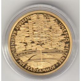100 Euro Gold Regensburg