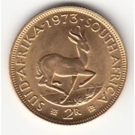 Goldmünze 2 SA Rand