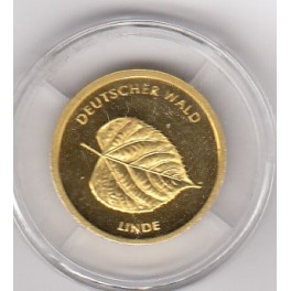 20 Euro Deutscher Wald Linde