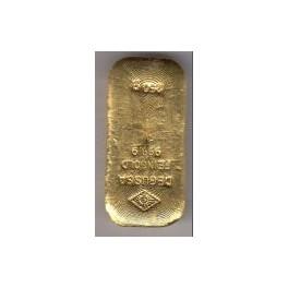 250 gr Goldbarren Commerzbank und PIM
