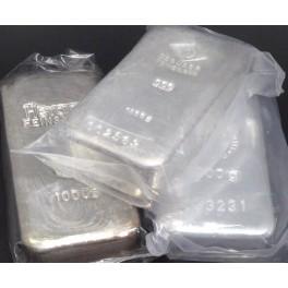 1000 gr Silberbarren aus 2. ter Hand