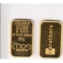 5 gramm Goldbarren  Karatbars