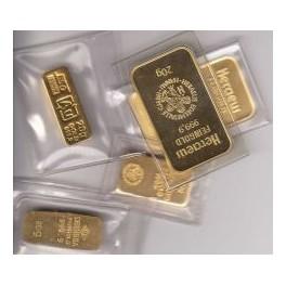 20 gramm Goldbarren aus 2 ter. Hand
