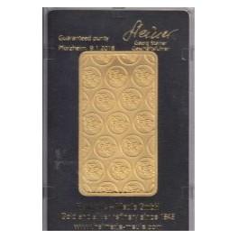 50 gramm Goldbarren aus 2 ter Hand ESG