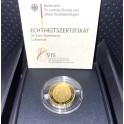 50 Euro Lutherrose 2017 m Box und Zertifikat