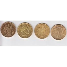 100 Francs Republique Franciase und Napoleon