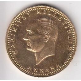 500 Kurush Atatürk